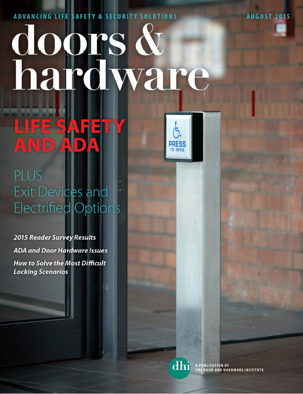 DHI Article Threshold Ramps for ADA compliance wheelchair access