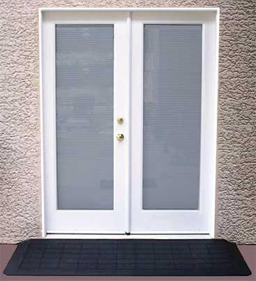 door threshold and ada compliance